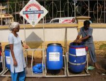 400 Liter compost station